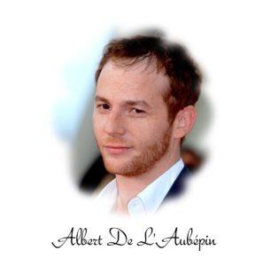 Albert De L'Aubépin
